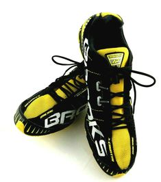 huge discount 7bf29 1fbfb Men s BROOKS Mach 12 Go Baby Go X-Country Running Spikes Shoes Size 12M