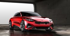 The Kia Motors company has published images of the new Kia Proceed Concept concept car which premiere will be held in several days at the Frankfurt motor show. Kia Motors, Carros Kia, Subaru, Shooting Break, Diesel, Hyundai I20, Automobile, Kia Stinger, Supercars