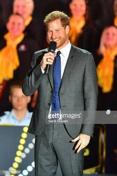Prince Harry, Duke of Sussex and Meghan, Duchess of Sussex attend the Invictus Games Opening Ceremony on October 2018 in Sydney, Australia. The Duke and Duchess of Sussex are on their official. Get premium, high resolution news photos at Getty Images Duke And Duchess, Duchess Of Cambridge, Invictus Games, Prinz Harry, British Royal Families, Prince Henry, Thing 1, Princess Of Wales, Princess Diana