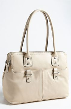 Perlina 'Jade' Shoulder Bag. Picked this up today at Nordstrom - so functional!