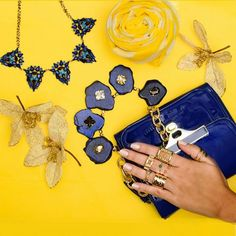 Pipa + Bella — Spring Bling★★SPRING IS HERE!! SPRING ACCESSORIES 2015★★Timothy John Designs◀http://timothyjohndesign.com◀FIND US @ FACEBOOK◀TWITTER◀INSTAGRAM! semiprecious jewelry necklace earrings bracelets trendy luxurious handcrafted made in NYC USA~!