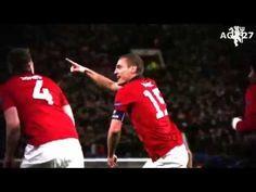 Nemanja Vidić - Manchester United 2006 - 2014 Thank You Captain! [HD] - YouTube