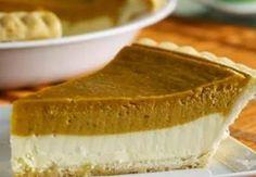 Easy Homesteading: Pumpkin Chesescake Pie Recipe