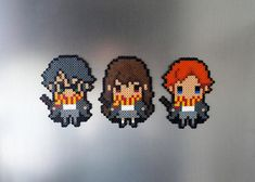 Harry Potter Hermione Granger Ron Weasley magnets decor gift