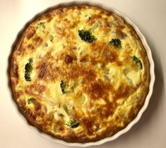 Pai med ost og skinke – Henriettes matblogg Quiche, Nom Nom, Breakfast, Food, Morning Coffee, Eten, Quiches, Meals, Morning Breakfast