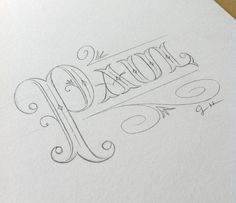 Type & Lettering