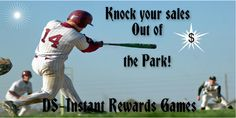 KNOCK YOUR SALES OUT OF THE PARK in our great DS Instant Reward Games Group! Boost your sales and build your team while having fun doing it! Come check out our fast moving, honest, fun group! All games are zoomed live, so you see all the drawings! We have instant games, house games, and recruit games! Come hang out with some of the most awesome direct sellers you will ever meet! Check us out at: https://www.facebook.com/groups/dsinstantgames/