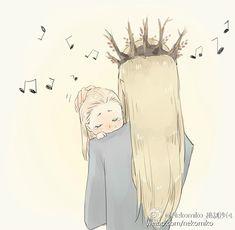 Tales of Mirkwood - Lullaby by Nekomiko_秘制沙包(微博)