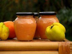 Novemberi lekvárfőzés: itt a narancsos birslekvár Canning Pickles, Hungarian Recipes, Java, Sweet, Conservation, Foods, Canning, Candy, Food Food