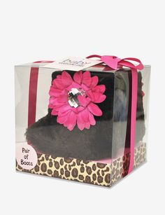 Fur boots for baby girl!! Palais royal has a whole bunch of cute stuff!!