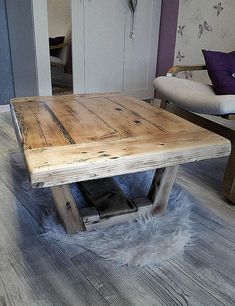 Check out this item in my Etsy shop https://www.etsy.com/listing/578791811/wooden-coffee-table