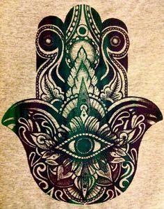 Illustration art hippie indie hand all seeing eye meditation yoga meditate folk intricate hindu hamsa hand of fatima eye in hand hamesh hand Tatouage Hamsa, Hamsa Tattoo, Hippie Love, Hand Of Fatima, Hand Art, Hamsa Hand, Piercing Tattoo, Future Tattoos, Skin Art