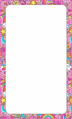 To-do list pour agenda Happy Birthday Frame, Birthday Frames, Simple Borders, Borders And Frames, School Border, Frame Border Design, Printable Frames, Bookmark Craft, Invitation Background