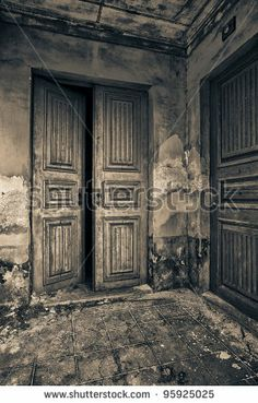 stock photo : Old house