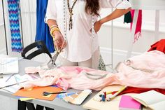 A Beginner's Guide To Making Your Own Dress by: Shannon Leger Table of Contents Chapter 1 – Introduction............................................................................................................ 2 Chapter 2 – Figure Type...