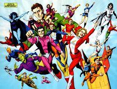 La notizia non è ufficiale ma i rumors su un futuro film Warner Bros. Sulla Legione dei Super-Eroi si fanno sempre più insistenti - http://c4comic.it/2015/02/04/da-finire-dc-comics-warner-bros-al-lavoro-su-un-film-della-legione-dei-super-eroi/