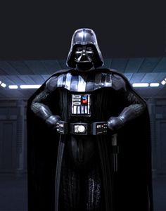David Prowse, a weightlifter from Bristol, played the role on screen but the voice was that of James Earl Jones. He was so convinced the film would be a flop, he refused to allow his name in the original credits.    I knew Darth Vader was a black man.