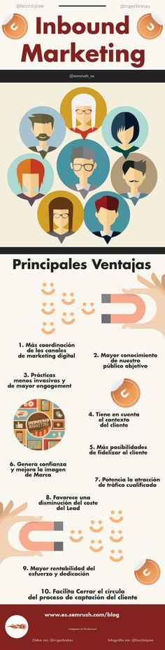 Inbound Marketing: una guía de la mano de un especialista #Marketing