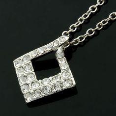 New Hot Sale Korean Fashion Alloy Pendant Necklaces