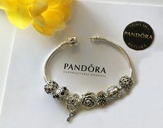 Bratara tip Pandora, cod 100460
