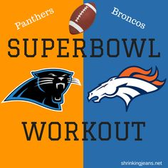 Super Bowl Workout