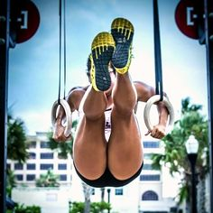 muscle ups! #crossfit #fitspo