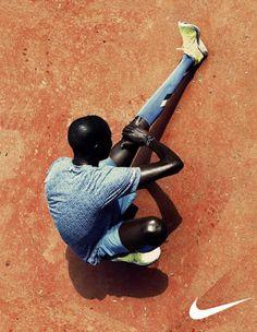 Nike Goes to Kenya for Advertising Campaign | Nadyana Magazine: