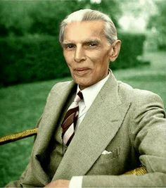Muhammad Ali Jinnah[a] (About this sound Audio (help·info), born Mahomedali Jinnahbhai; 25 December 1876 – 11 September 1948) was a lawyer, politician, and the founder of Pakistan.[1] Jinnah served as leader of the All-India Muslim League from 1913 until Pakistan's independence on 14 August 1947, and as Pakistan's first Governor-General from independence until his death. He is revered in Pakistan as Quaid-i-Azam[b] (Great Leader) and Baba-i-Qaum[c] (Father of the Nation).