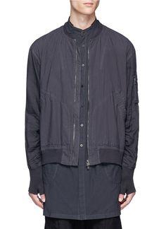 THE VIRIDI-ANNE . #theviridi-anne #cloth #jacket