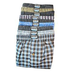12-Pack: Knocker Original Boxer Shorts - Assorted Colors