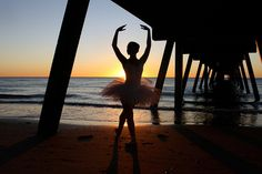 I want to take dance pictures on the beach during sunset....
