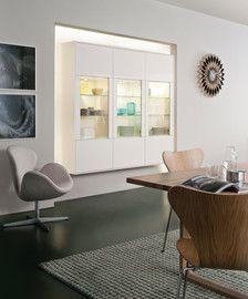 ORLANDO-K   LUNA-K › Laminate › Modern style › Kitchen › Kitchen   LEICHT – Modern kitchen design for contemporary living