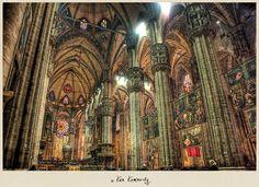 Interior, Milan Cathedral