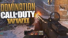 https://youtu.be/PX6hSRdIUQ4Call of Duty: WW2 Domination Gameplay (CoD WWII Multiplayer Gameplay)