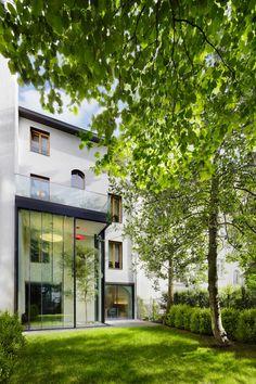 Pünktchen Restoration by Güth & Braun Architekten + DYNAMO Studio
