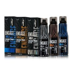 Deobazaar Engage XX1, XX2 And XX3 Pack Of 3 No Gas Cologne Deodorant For Men At Rs 699 How to catch the offer: Click here for offer page Add product in your cart Login or Register Fill the shipping details Make final payment