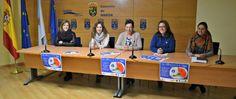 Presentación de los actos del Día de la Mujer en coordinación con ASCM (foto: Concello de Narón)