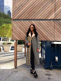Shiona Turini, Fashion Market Editor at Cosmo