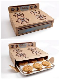 Thelma's Treats - Designed by Saturday Mfg - could i make something like this?