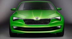 Skoda Vision C will be unveiled at Geneva Motor Show Skoda is expecting their Vision C to break their design philosophy. Skoda will fit a CNG/Petrol. Bikini For Curves, Mercedes Cls, Girls In Panties, Geneva Motor Show, Chrysler Jeep, Car Posters, Poster Poster, Girl With Curves, Beautiful Curves