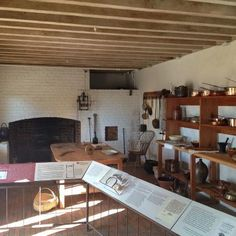 Monticello's Kitchen