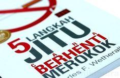 Buku 5 Tips Berhenti Merokok - Kalau boleh di tanyakan kepada orang yang suka merokok, apa sih sebenarnya manfaat dari merokok tersebut? Pasti mereka bakal kelabakan menjawab dari pertanyaan tersebut.   Rp. 16.000,-  Hubungi: +6281567989028  Invite: BB: 7D2FB160 email: store@nikimura.com  #bukuislam #tokomuslim #tokobukuislam #readystock #tokobukuonline #bestseller #Yogyakarta #merokok