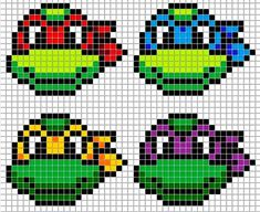 Super knitting charts cute perler beads Ideas Super knitting charts cute perler beads Ideas Always wanted to discover ways to knit, but uncertain how to sta. Pearler Bead Patterns, Perler Patterns, Loom Patterns, Beading Patterns, Embroidery Patterns, Perler Bead Art, Perler Beads, Cross Stitch Charts, Cross Stitch Patterns