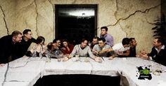 Ultima cena? Ma anche no, c'è ne saranno molte altre!!!! ;-) Noi intanto interpretiamo ;-)  © 2013 Echi di Carta snc. Tutti i diritti riservati.