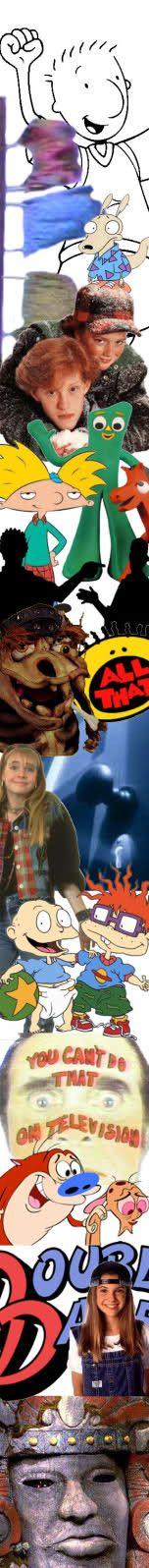 Classic Nickelodeon Shows