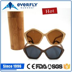 Top quality hot selling product for 2016 wooden polarized sunglasses