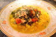 Shortba Mulukhiyah Recipe Lamb Dishes Mansaf Whole Roasted Chicken