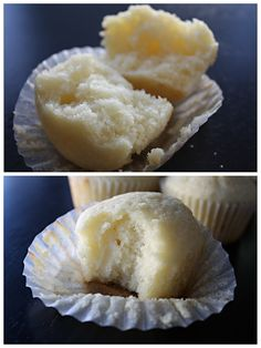 My Notebook of Recipes: Yellow Butter Vanilla Cake