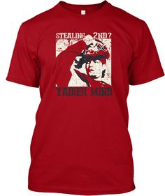 Stealing 2nd? Yadier Mind Shirt for only $13