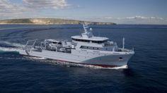 La Marina Real Marroquí encarga al astillero Piriou un buque hidrográfico-noticia defensa.com